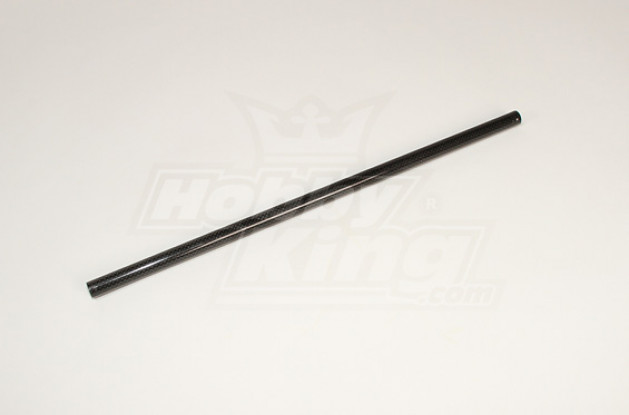 Hirobo / Lepton Heli CF Tail Boom 455mm(14mmx15mm)