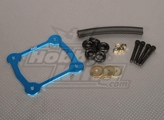 CNC Floating Mount DA85cc Blue
