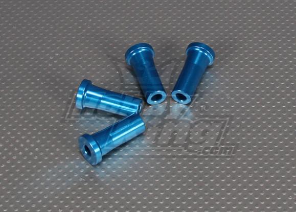 CNC Inch Standoff 35mm (M6,1/4 20) Blue