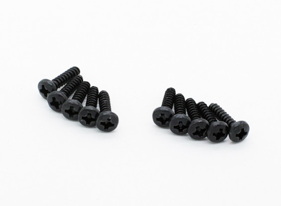 BT 3*12 Screw 10pc - A2030, A2031, A2032, A2033, A3007, A3011 and A3015