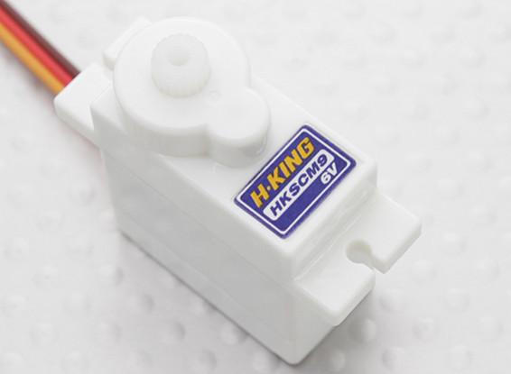 HobbyKing™ HKSCM9-6 Singlechip Digital Micro Servo 0.8kg / 0.11sec / 10g