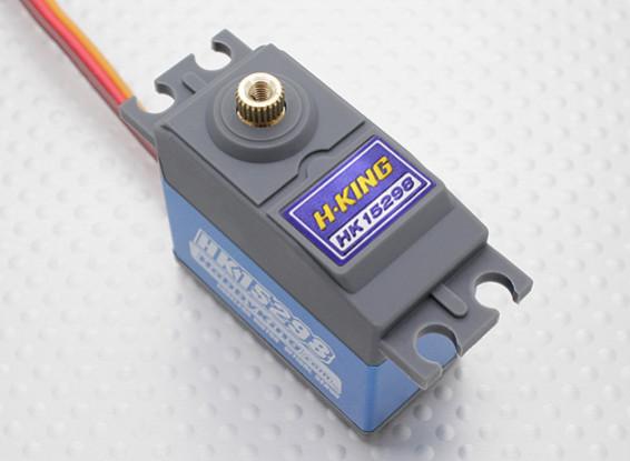 HobbyKing™ HK15298 High Voltage Coreless Digital Servo MG/BB 8kg / 0.12sec / 66.4g