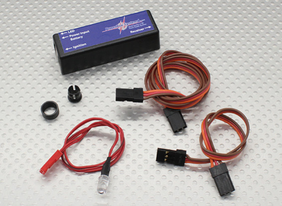 PowerBox SparkSwitch - Kill-Switch and Regulator Unit