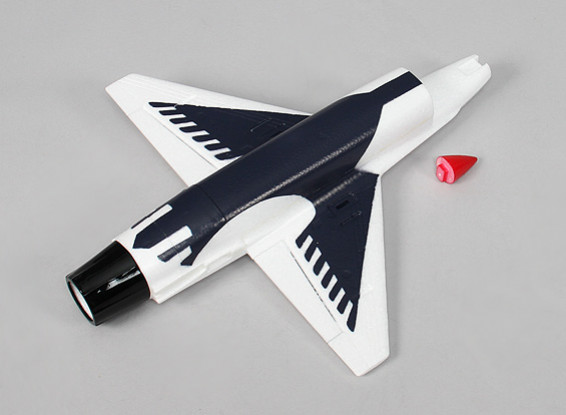35mm EDF Micro Fighter Jet- Replacement Fuselage set