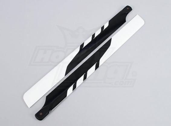 550mm High Quality Glass Fiber Main Blades