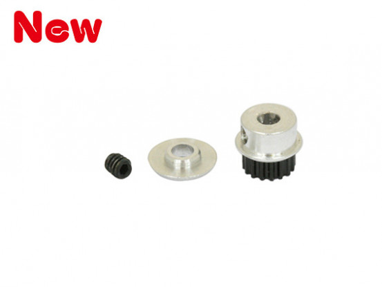 Gaui 100 & 200 MD500 Upper Pully(17T) for Conversion Shaft