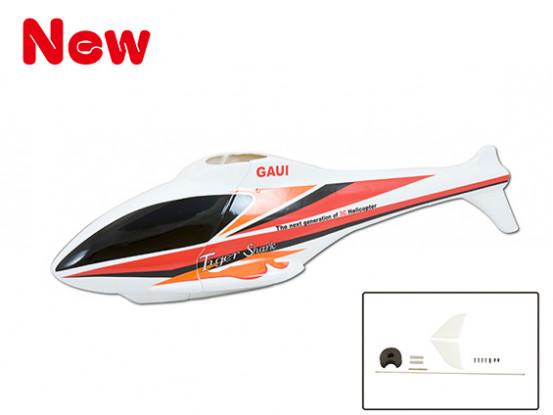Gaui 100 & 200 TigerShark F3C Scale Body(GA A) with Conversion Parts