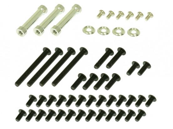 Gaui 425 & 550 H425CF Spacer & Screw pack for CF Frames