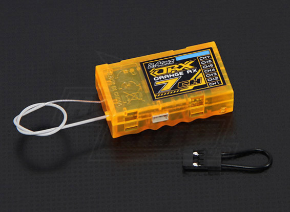 OrangeRx R710 DSM2 Compatible 7Ch w/Failsafe