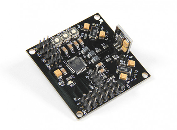 KK Multicopter V5.5 Flight Controller