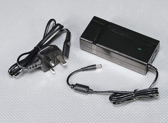 Hobbyking 105W 15V/7A Switching DC Power Supply with UK plug