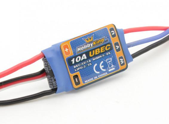 HobbyKing 10A (2~3S) ESC 1A UBEC