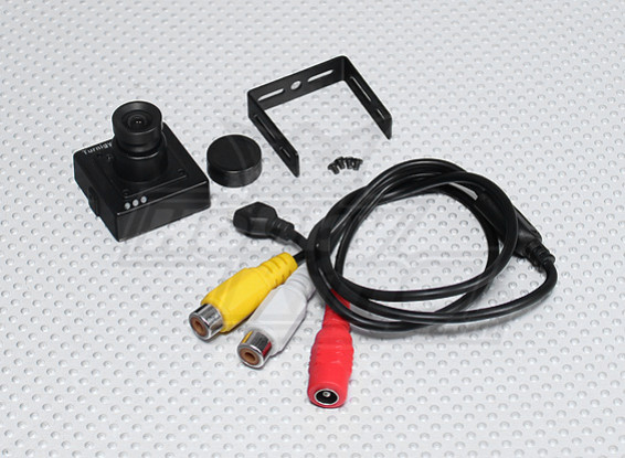 Turnigy Micro FPV Camera 700TVL (PAL)
