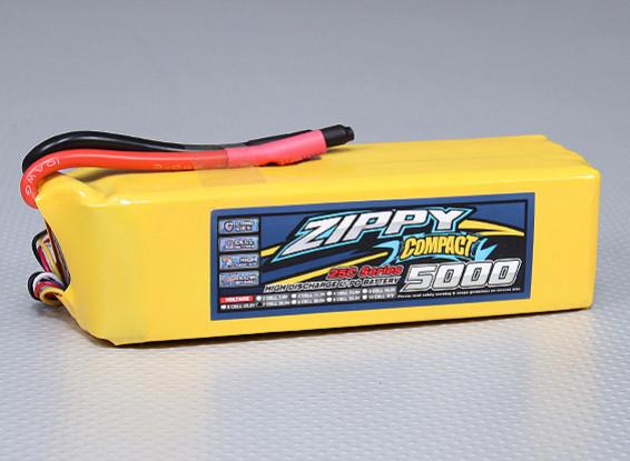 ZIPPY Compact 5000mAh 7S 25C Lipo Pack