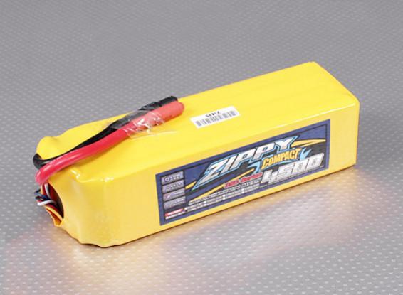 ZIPPY Compact 4500mAh 7S 35C Lipo Pack