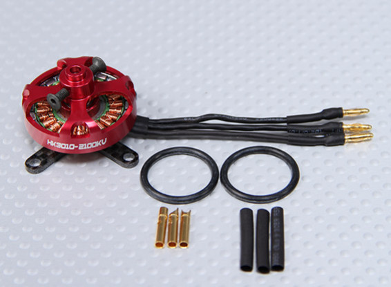 HD3010-2100KV Indoor/Profile/F3P Outrunner Motor