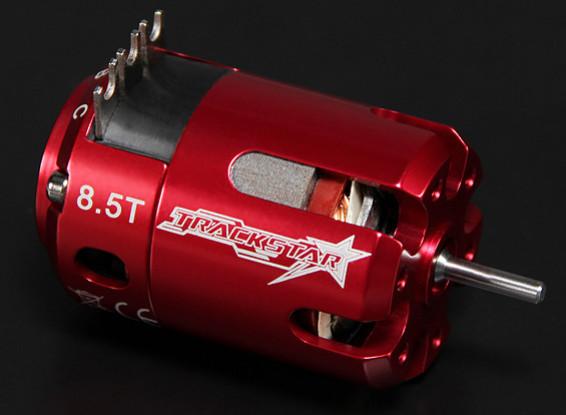 TrackStar 8.5T Sensored Brushless Motor 4620KV High RPM (ROAR approved)