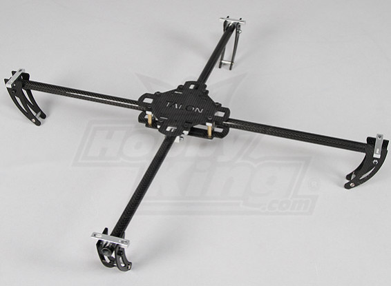 Turnigy Talon Carbon Fiber Quadcopter Frame