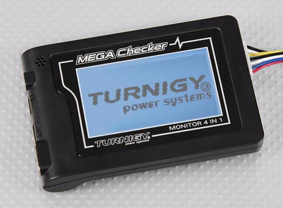 Turnigy Mega Checker 4-in-1 Battery Checker/Monitor
