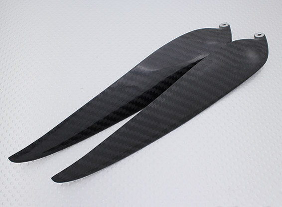 Folding Carbon Fiber Propeller 18x11 (1pc)