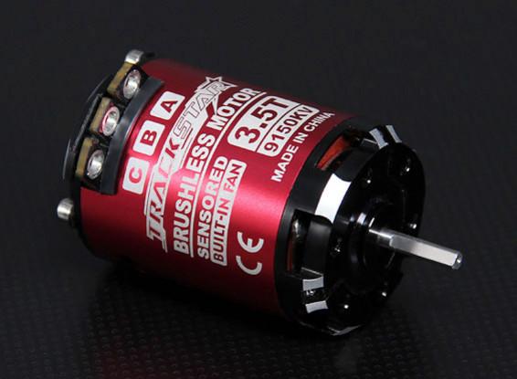 Turnigy TrackStar 3.5T Sensored Brushless Motor 9150KV