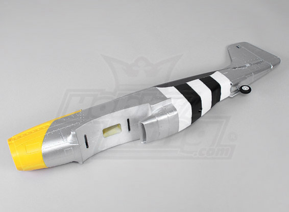 Durafly™ 1100mm P-51D - Replacement Fuselage