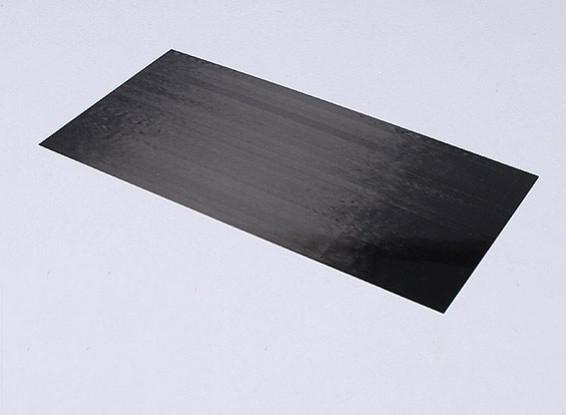 Carbon Fiber Sheet 0.3mm*300mm*150mm
