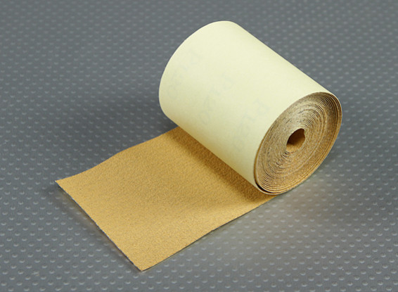 Self Adhesive Sand Paper 120 Grift (60x3000mm)