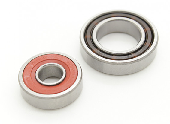 TrackStar SEG 21 Racing Engine - Replacement Bearing Set (2pcs/bag)