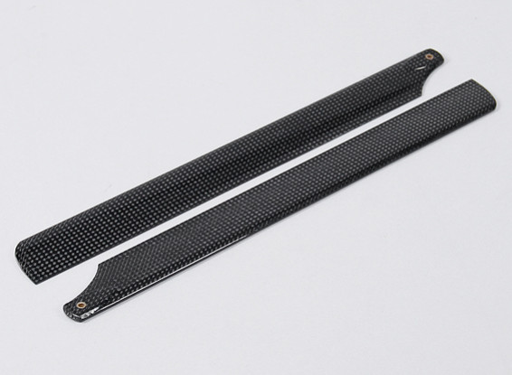 325mm Carbon Fiber Main Blades