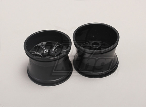 Wheels (2pcs/bag) - 1/18 4WD RTR Short Course Truck (monster version only)
