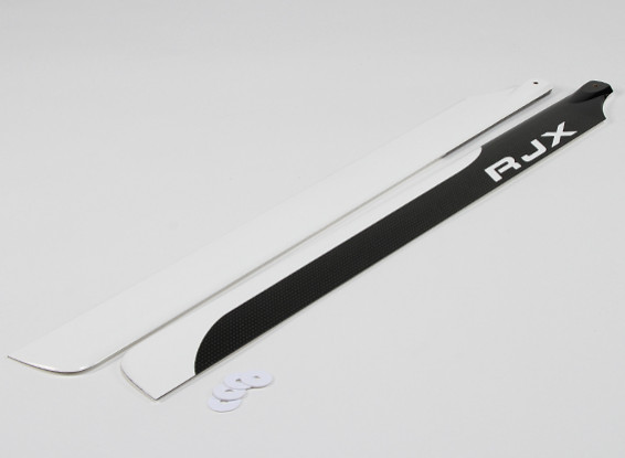 600mm High Quality Carbon Fiber Main Blades