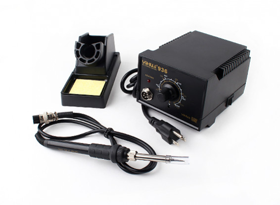 Soldering Station with Adjustable Heat Range (US Plug)