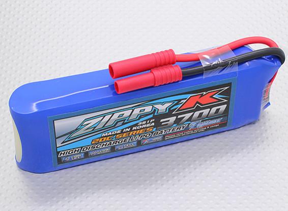 Zippy-K Flightmax 3700mah 3S1P 20C Lipoly Battery