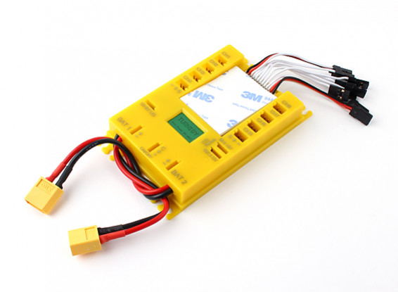 Turnigy Min Power Distributor UBEC (Yellow)