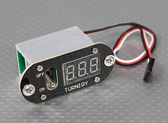 Turnigy Min Power Distributor Voltage Display Switch