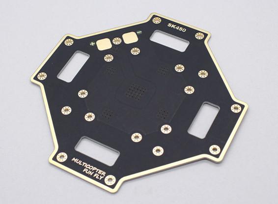 SK450 Lower PCB Main Frame