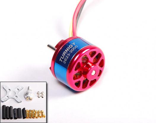 Turnigy 2623 Brushless Motor 3000kv