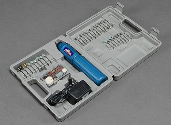 Cordless Rotary Hand-Tool w/60pc Set (110V US Plug Charger)