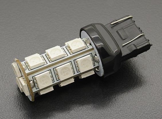 LED Corn Light 12V 3.6W (18 LED) - Blue