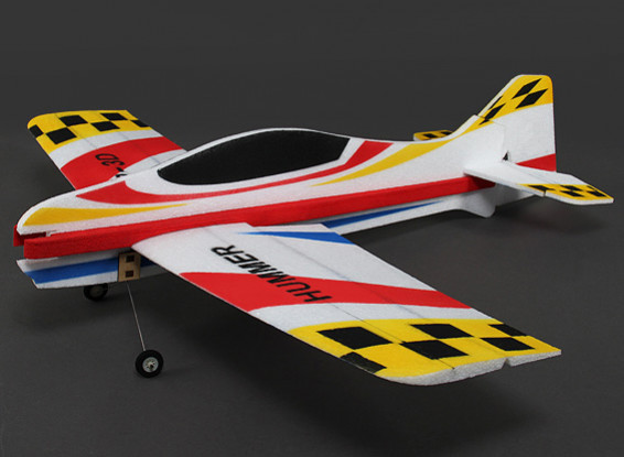 Hummer EPP 3D Plane 1000mm (KIT)