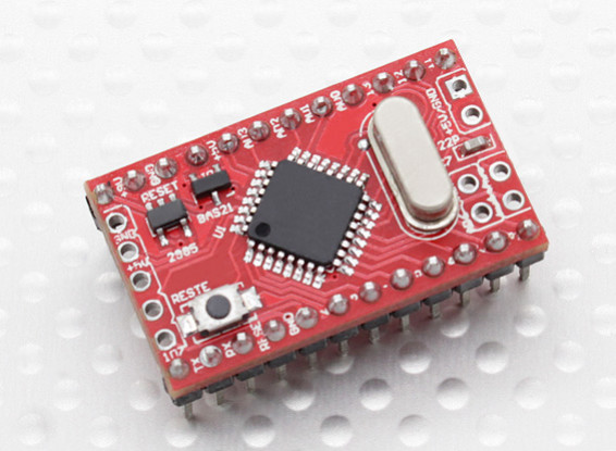 Kingduino Mini Atmega168 Board