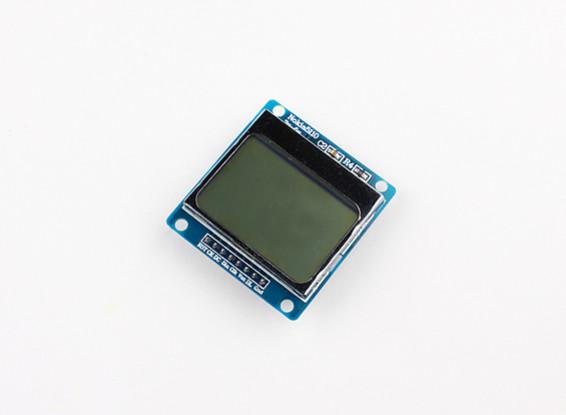 Kingduino Graphic LCD 84x48 Nokia 5110