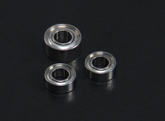 Turnigy Aerodrive SK3 2836/3530 Series Replacement Ball Bearing Set (3pcs/bag)