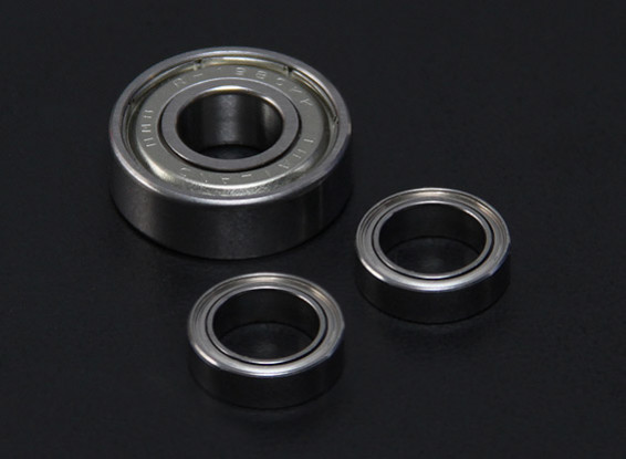 Turnigy Aerodrive SK3 6354 Series Replacement Ball Bearing Set (3pcs/bag).