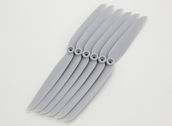 GWS EP Propeller (DD-7035 178x89mm) grey (6pcs/set)