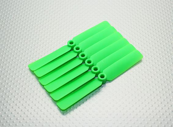 GWS EP Propeller (DD-4025 102x64mm) green (6pcs/set)