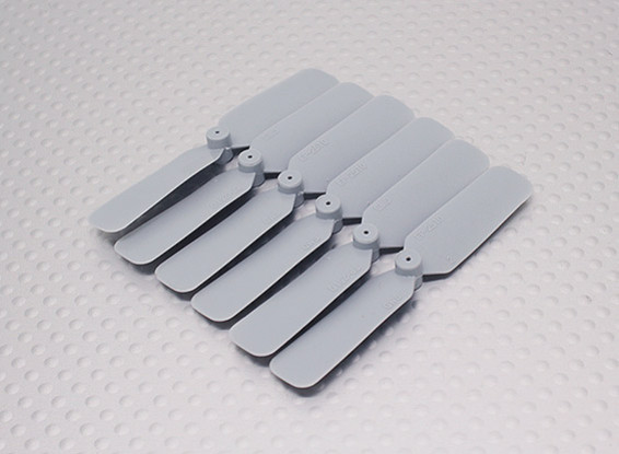 GWS EP Propeller (DD-2510 65x25mm) grey (6pcs/set)