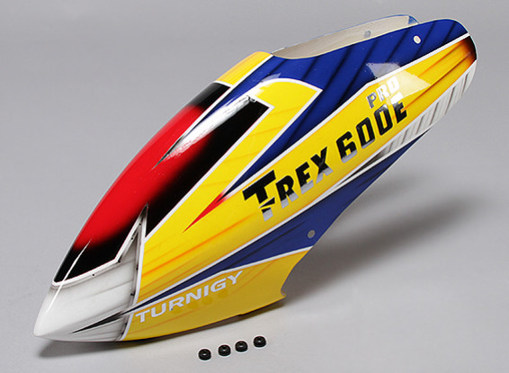Turnigy High-End Fiberglass Canopy for Trex 600E PRO