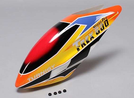 Turnigy High-End Fiberglass Canopy for Trex 600 Nitro PRO
